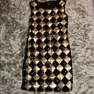 Fitted holiday / New Year's Eve dress! ✨